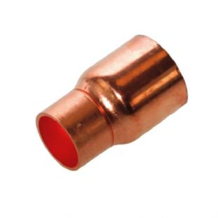 15mm x 12mm Capillary End Feed Fittings Reducer (Bag of 25=£14.24)